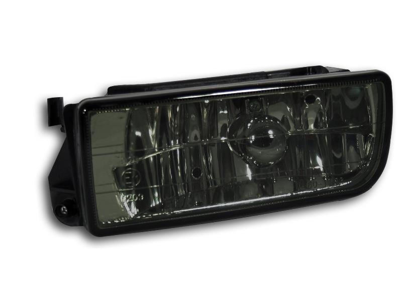 klarglas schwarz black nebelscheinwerfer f r bmw e36 3er. Black Bedroom Furniture Sets. Home Design Ideas